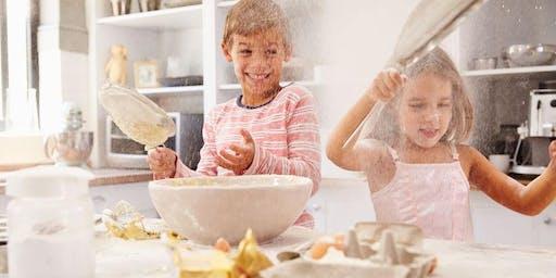 Children's Summer Cookery Camp: Food Around The World