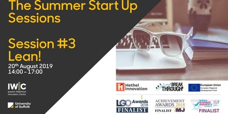 Summer Session 3: Lean!  tickets