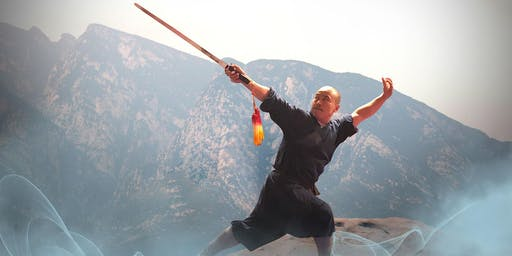 Shaolin Damo Sword