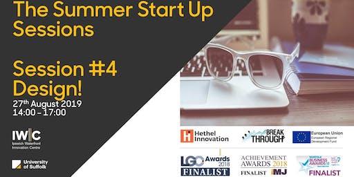 Summer Session 4:  Design!