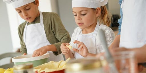 Children's Summer Cookery Camp: Mad Hatters Tea Party