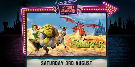 Shrek Movie Night