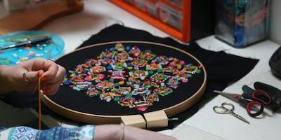 Exploring Colour and Pattern - contemporary embellishment techniques