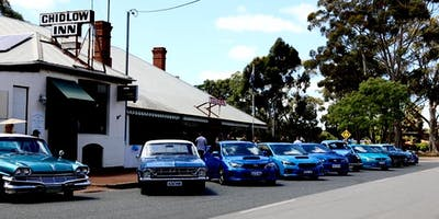 Chidlow Tavern's Car Cruise proudly supporting Beyondblue