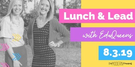 Lunch & Lead with EduQueens tickets