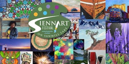 SiennArt Festival on Sawmill Lake