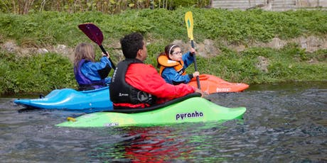 West Reservoir Centre Splash: Kayaking tickets