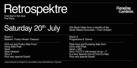 RetroSpektre - House & Trance Music tickets