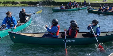 West Reservoir Centre Splash: Canoeing tickets