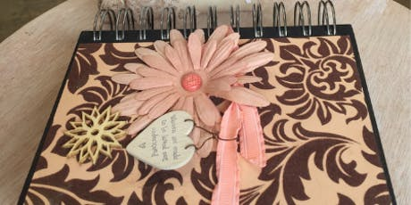 Paper Craft Notebook & Card Workshop tickets