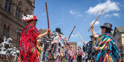 Try Border Morris Dancing