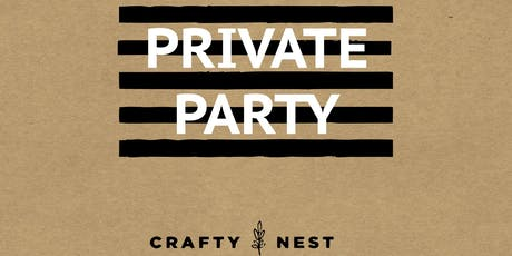 Laura's Private Party  at The Crafty Nest (Whitinsville) tickets