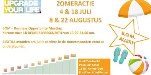 B.O.M. Meeting Dordrecht