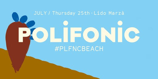 POLIFONIC 2019 - Beachfront preview