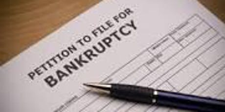 TODAY'S MAIL: NOTICE OF BANKRUPTCY –  WHAT IN-HOUSE COUNSEL NEED TO KNOW tickets