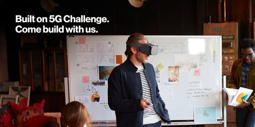 Verizon 5G Lab: Built on 5G Series - Emerging Tech & Innovation Meetup