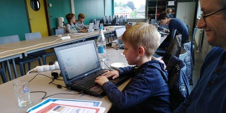 CoderDojo Kruisem - 31/08/2019 tickets