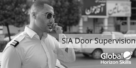 SIA Door Supervisors Training | L'Derry tickets