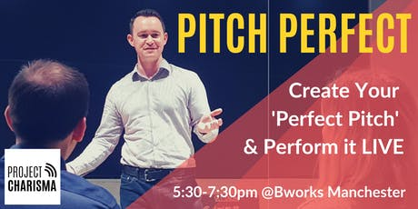 Project Charisma: PITCH PERFECT (July) tickets