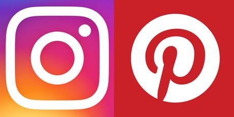Social Media Basics: Instagram & Pinterest tickets