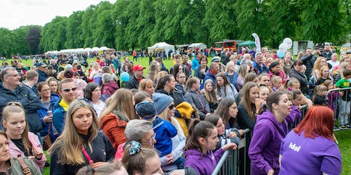 Licencing support for event organisers