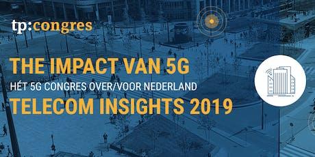Telecompaper - De Impact van 5G op Nederland tickets