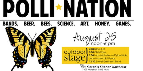 POLLINATION Festival tickets