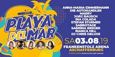 Playa del Mar - Aschaffenburg - !ACHTUNG! - Verschobenes Event vom 03.08.19