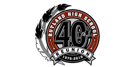 RHS Class of 1979 - 40th Reunion tickets