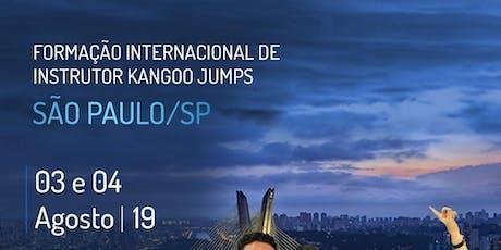 KANGOO JUMPS UNIVERSITY - TREINAMENTO SÃO PAULO ingressos