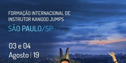 KANGOO JUMPS UNIVERSITY - TREINAMENTO SÃO PAULO