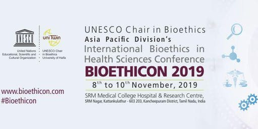International Conference on  Bioethics in Health Sciences