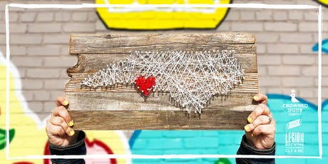 Crowned Sparrow Co.: craftXcraft   Love, Charlotte N&S Art tickets