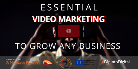 Essential Video Marketing to Grow Any Business - Wimborne - Dorset Growth Hub tickets