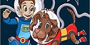 Jasper: Space Dog with Hilary Robinson