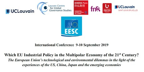 Which EU Industrial Policy in the multipolar economy of the 21st century? tickets