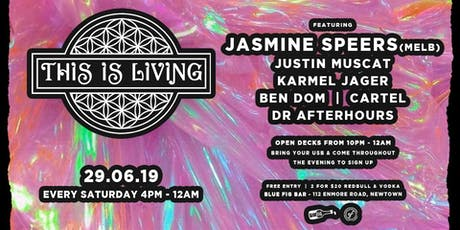 This Is Living #24 Ft. Jasmine Speers tickets