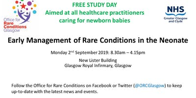 Early Management of Rare Conditions in the Neonate