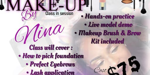 Class is in Session- Makeup How to!!!