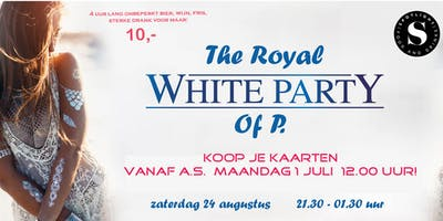 Royal White Night of P.