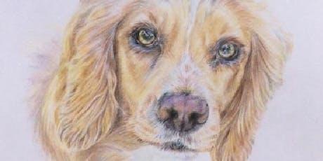 Animal Portraits In Soft Pastel Day Workshop tickets