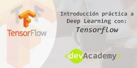 [Formación]Introducción práctica a Deep learning con TensorFlow (20h) entradas