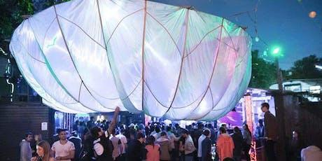EXHALE Open Air w/ Kadosh, Aaaron & ilu &aaye Tickets