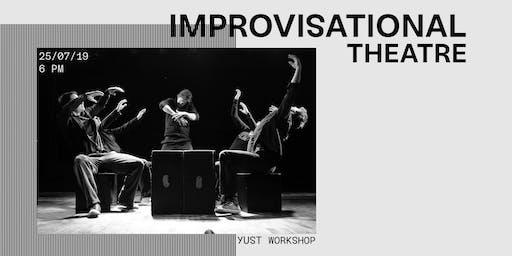 YUST Workshop: Improvisatie Theater