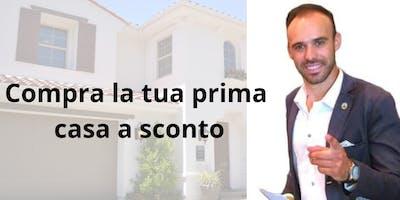Compra la Tua Prima casa a sconto