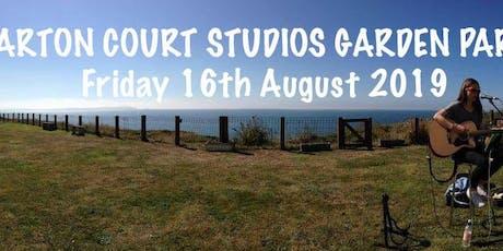 Barton Court Studios Garden Party tickets