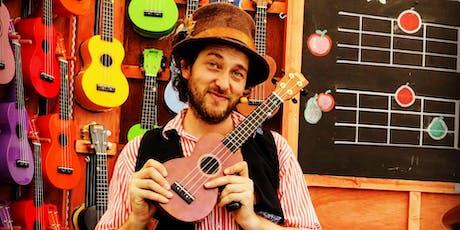 Woody's World Ukulele Kids Show tickets