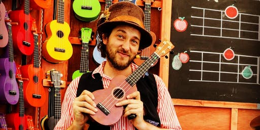 Woody's World Ukulele Kids Show