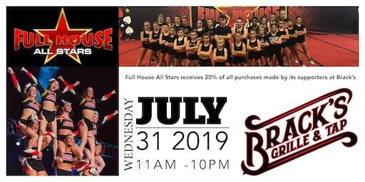 Brack's Fundraiser for the Full House All Stars