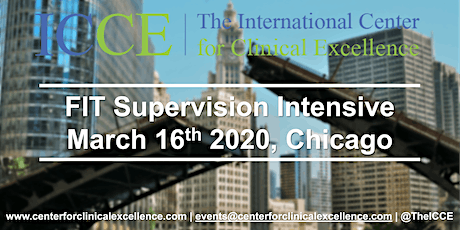 FIT Supervision Intensive 2020 tickets